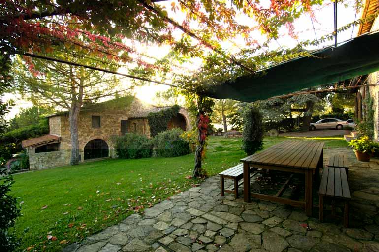Ca di Pesa villa in Italy