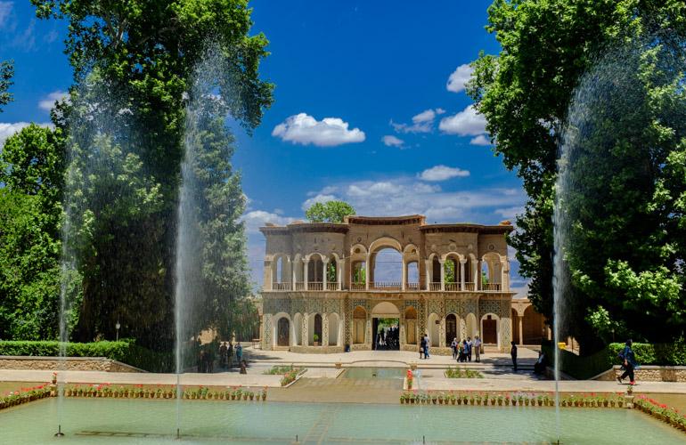 Iran Bagh e Tarikhi Gardens Kerman