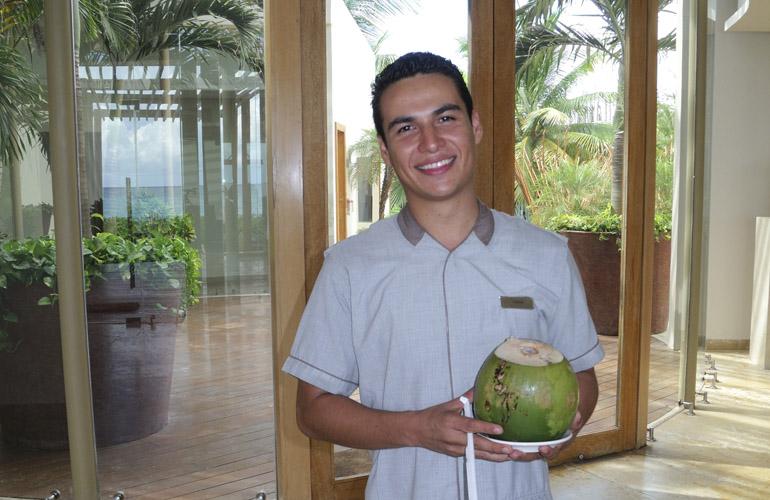 Rosewood Mayakoba resort butler