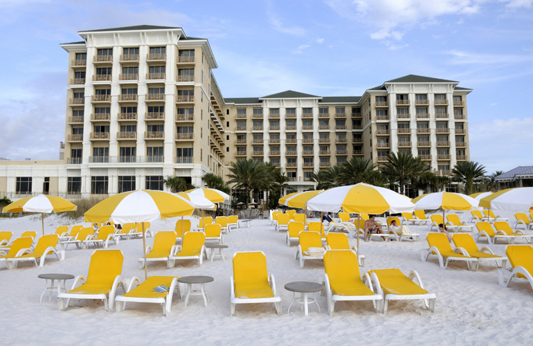 Sandpearl Resort Clearwater Beach Florida