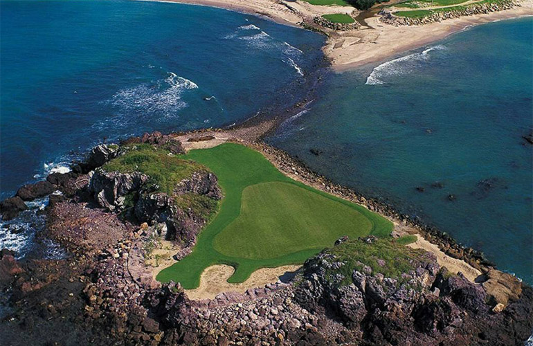 Four Seasons Punta Mita golf course