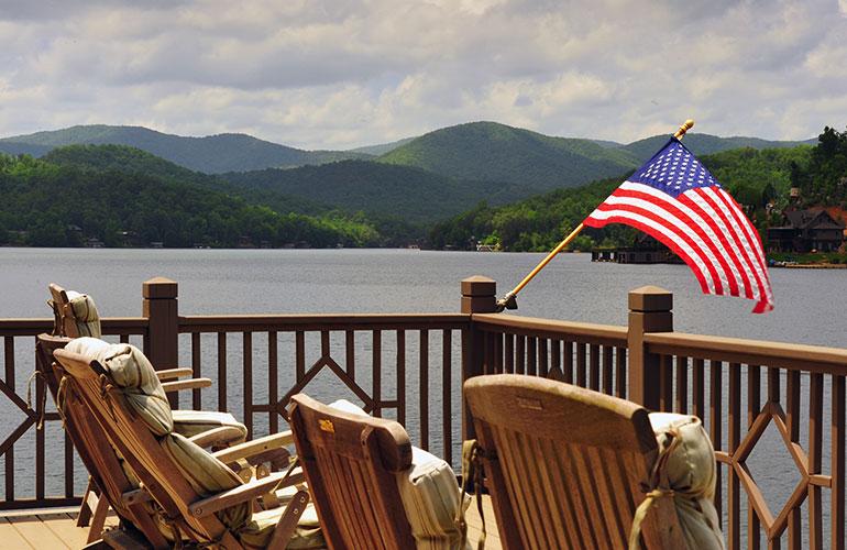 Lake Burton Georgia