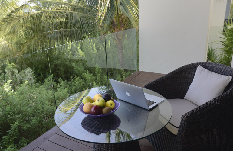 Rosewood Mayakoba fruit