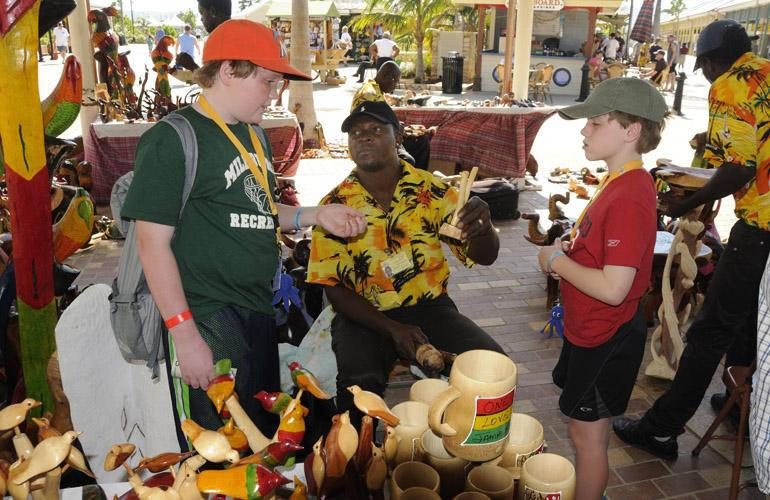 Jamaica souvenir