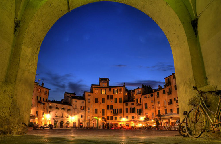 how to get from florence to bellagio