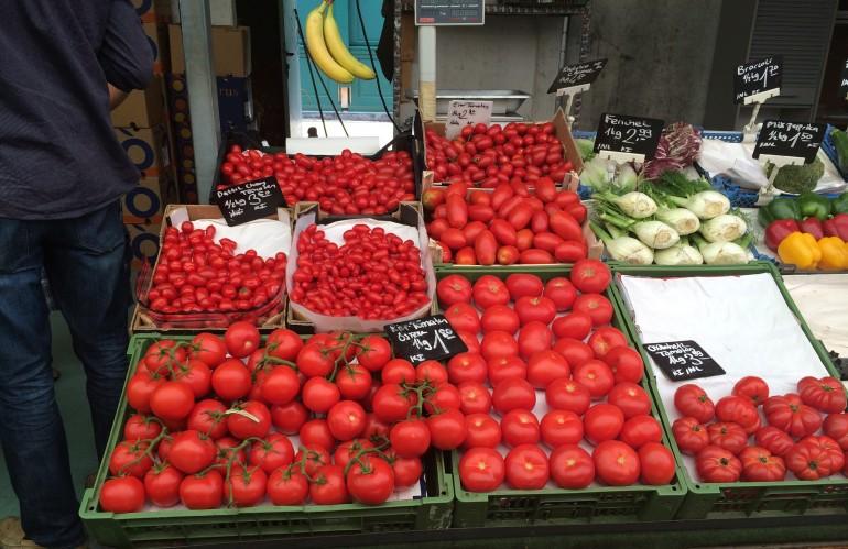 Vienna tomatoes