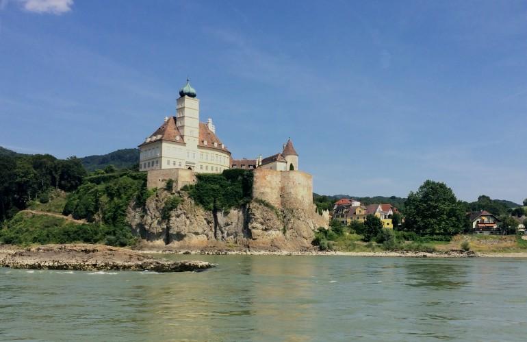Schonbuhel Castle Wachau Valley Austria