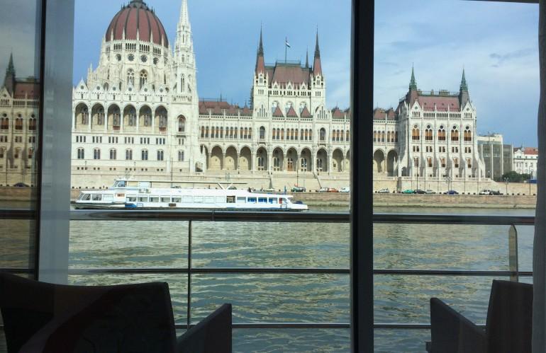 AmaSonata balcony Budapest