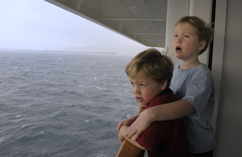 cruise kids balcony