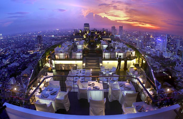 Bangkok Banyan Tree Thailand