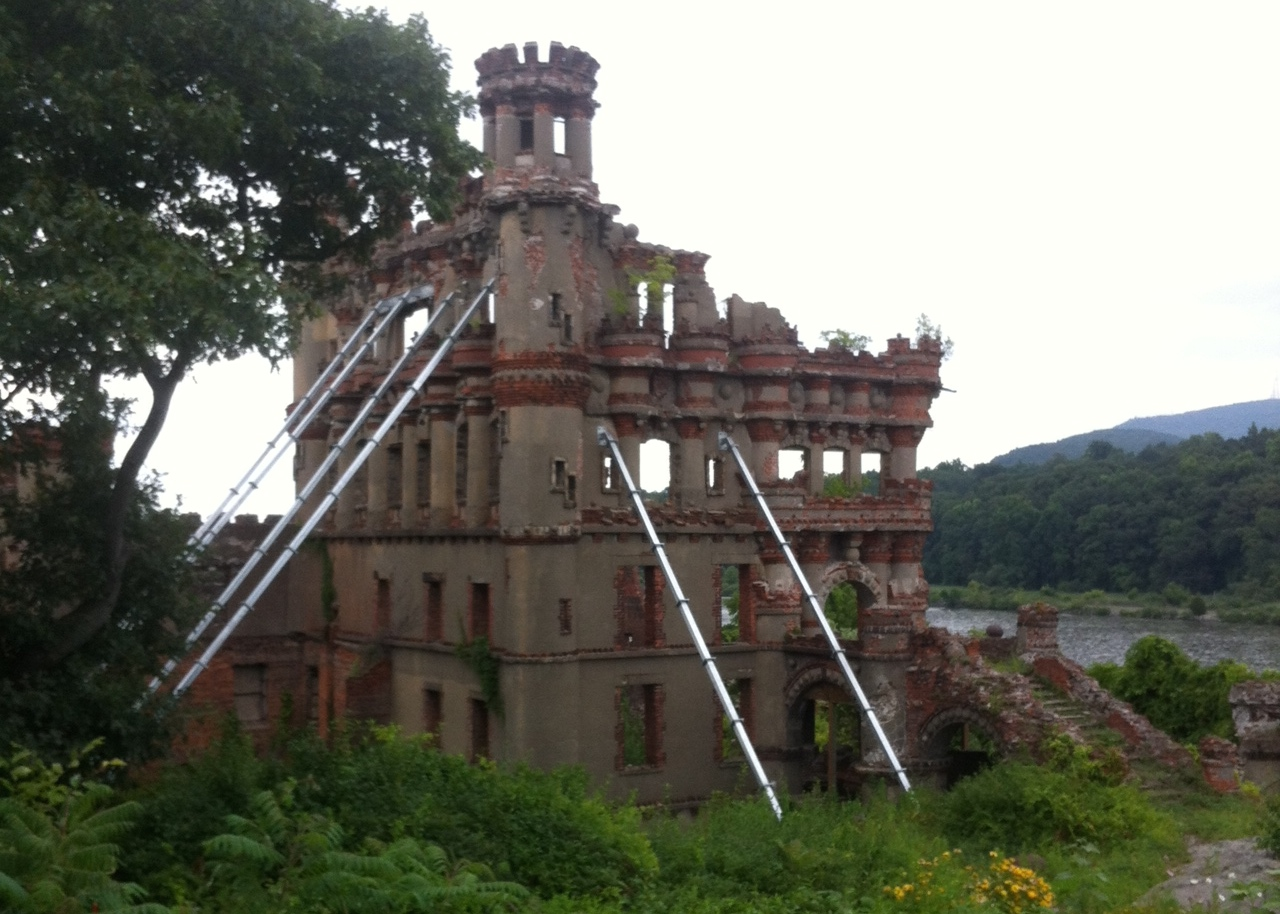 Bannerman Castle New York today