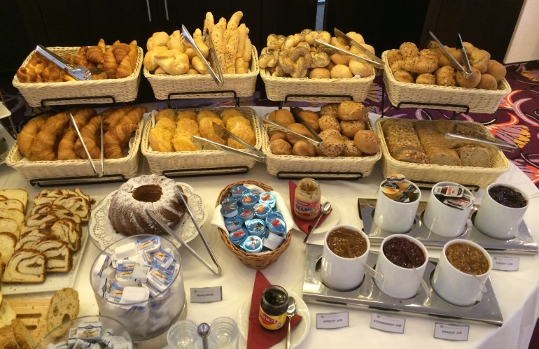 AmaSonata breakfast breads