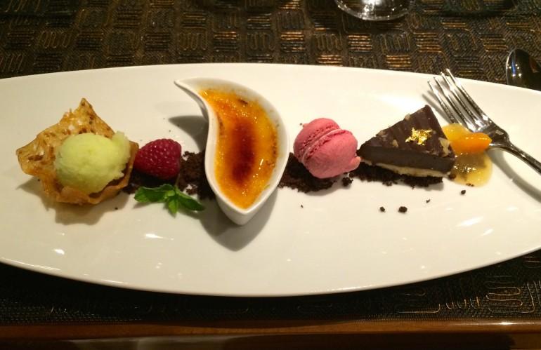 AmaSonata dessert