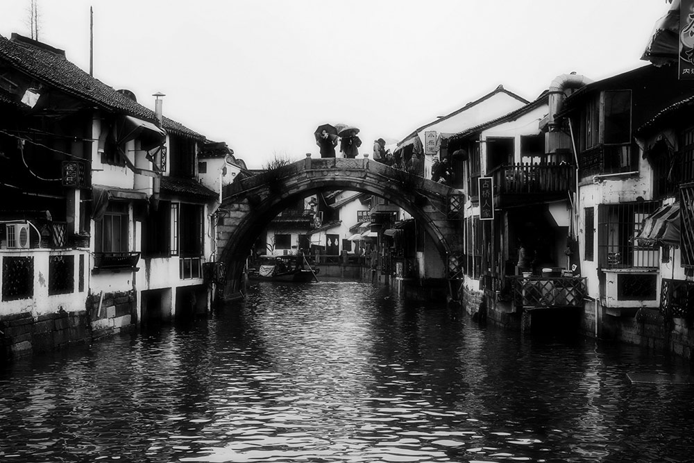 Zhujiajiao, Old Town