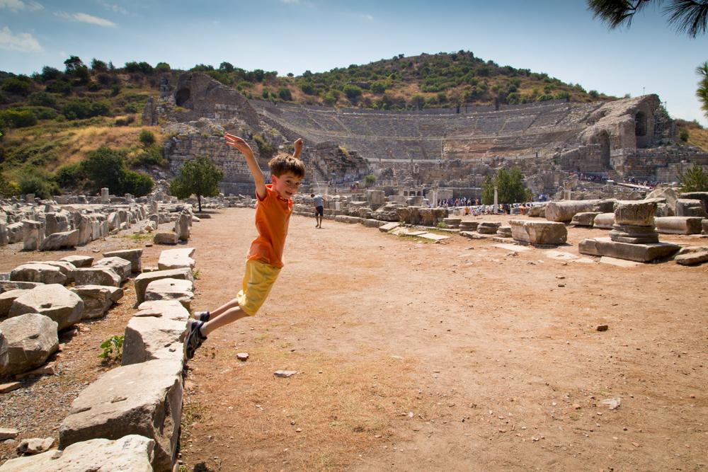 Ephesus Turkey CR Eric Stoen
