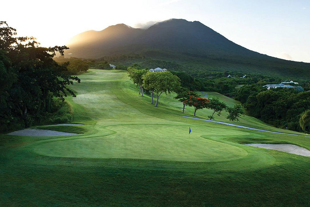 Golf at the Four Seasons Nevis