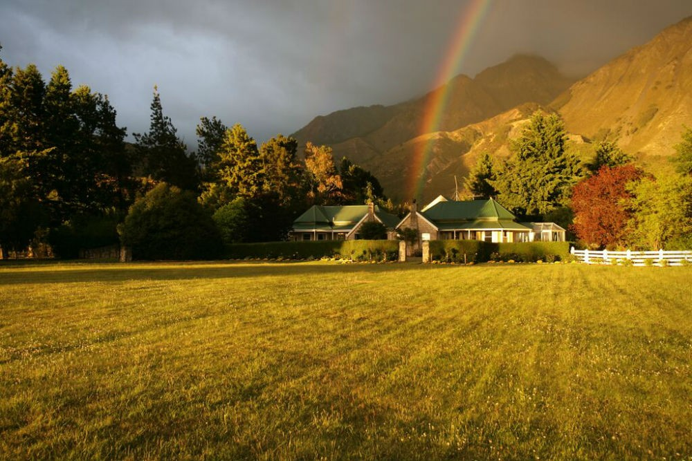 Grasmere Lodge near Arthur's Pass