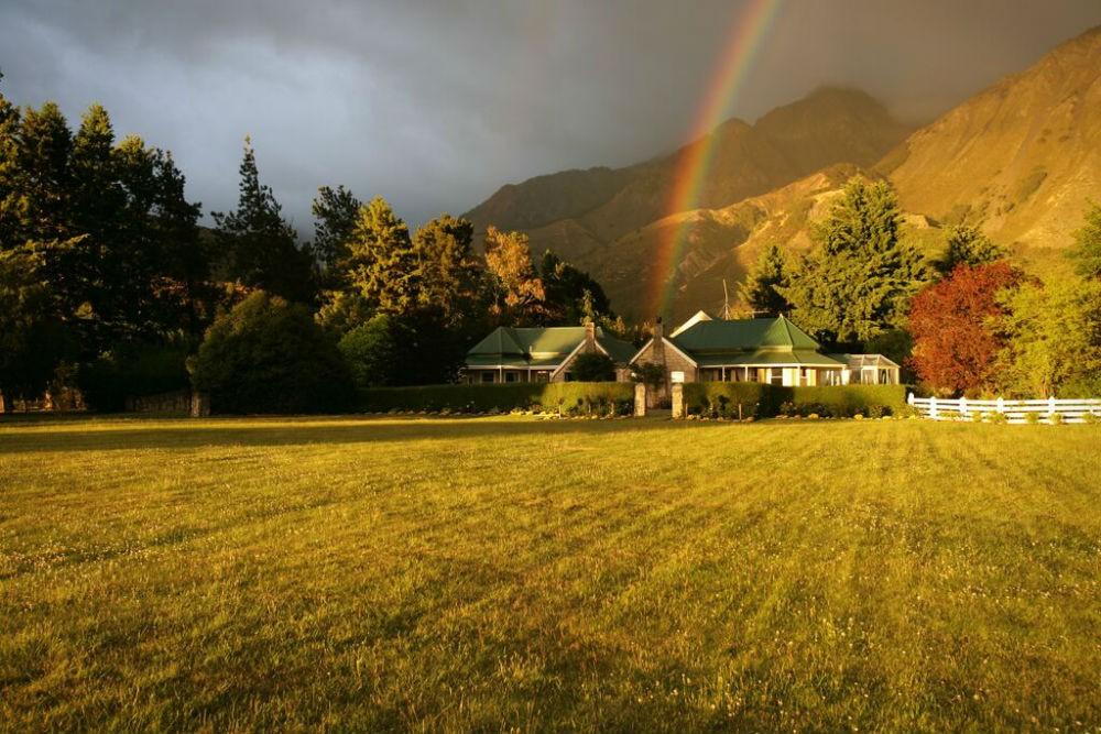 Grasmere Lodge near Arthur's Pass