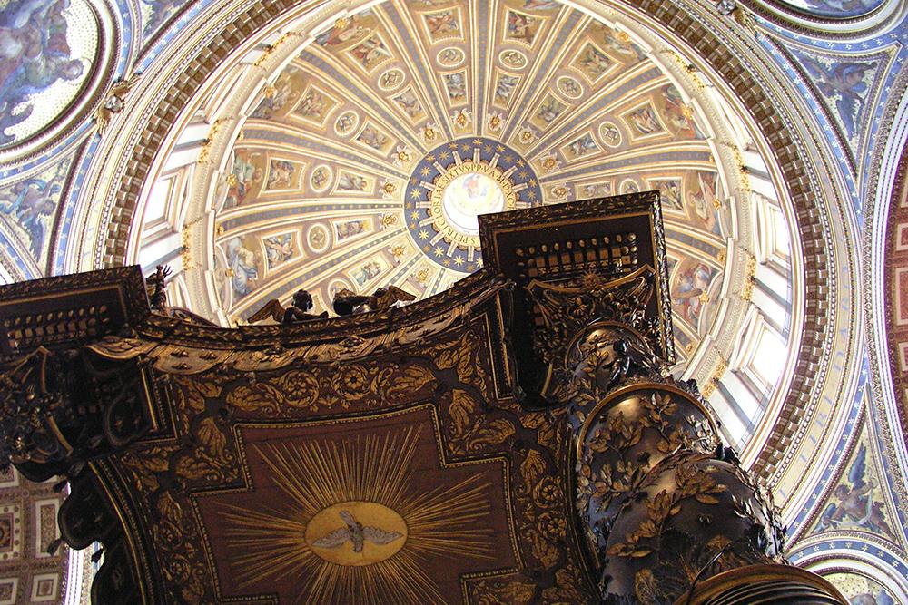 St. Peter's Basilica, Rome. Photo courtesy Context Travel.