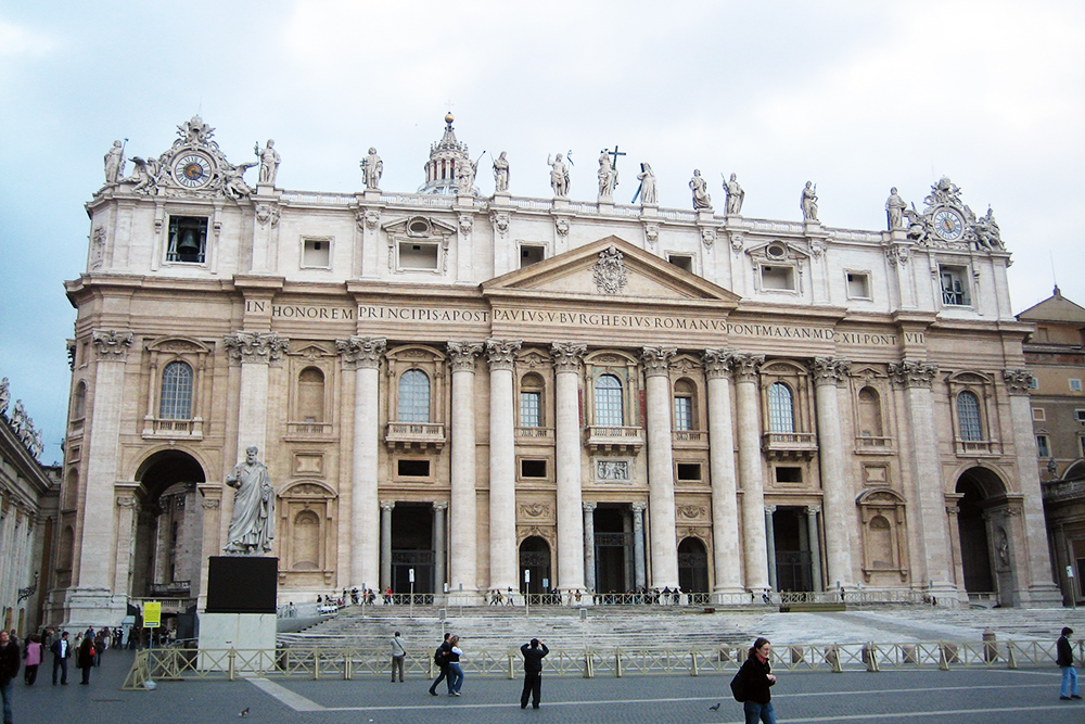 The Vatican, Rome