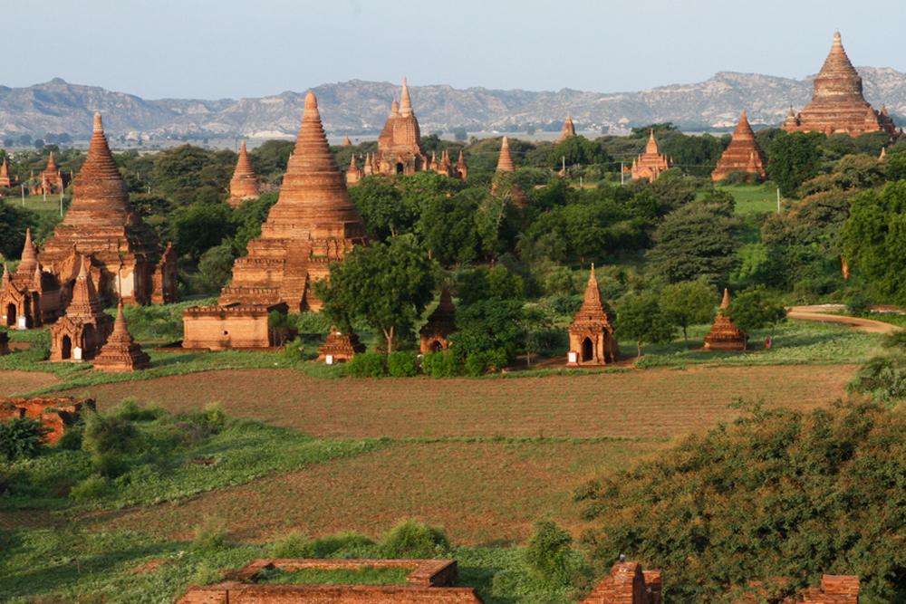 Bagan, Myanmar, Southeast Asia