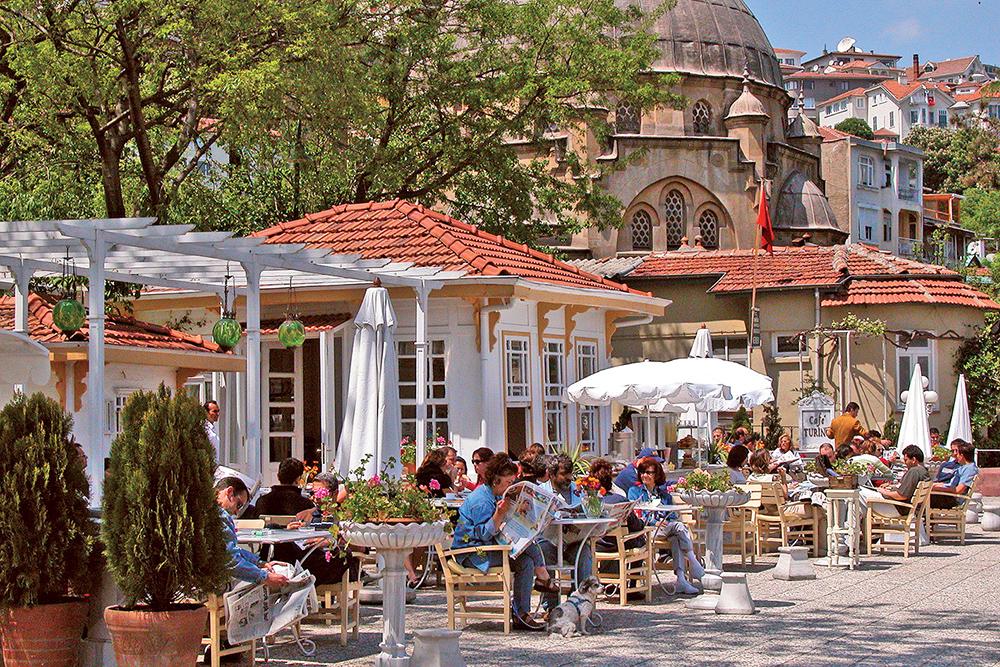 Istanbul's Bebek Neighborhood