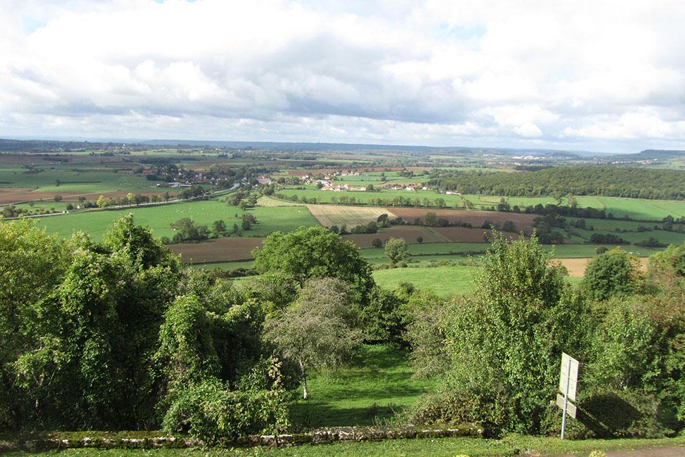 Chateuneuf-en-Auxois, Burgundy, France