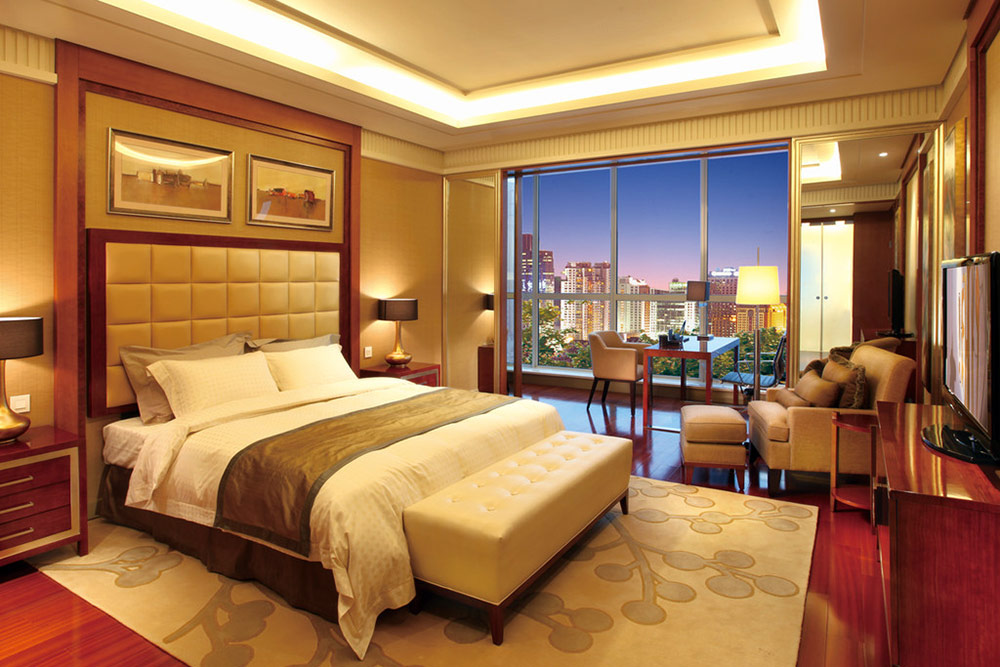 Four Seasons Beijing. Courtesy Four Seasons