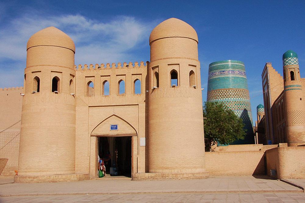 Ichan Kala Complex, Khiva