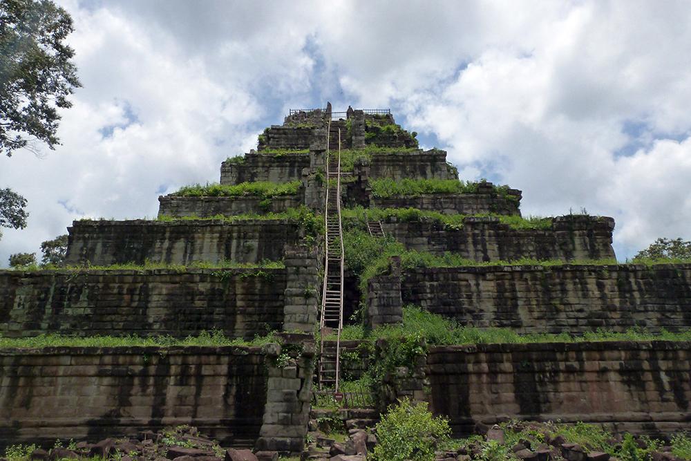 Kohker, Cambodia
