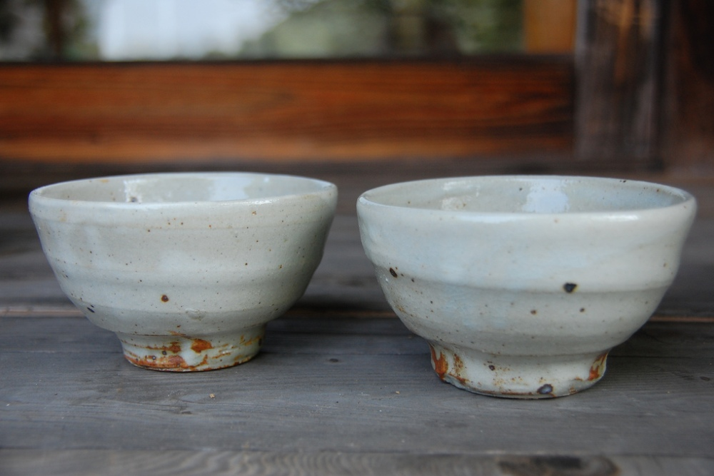 Pottery Cups Japan