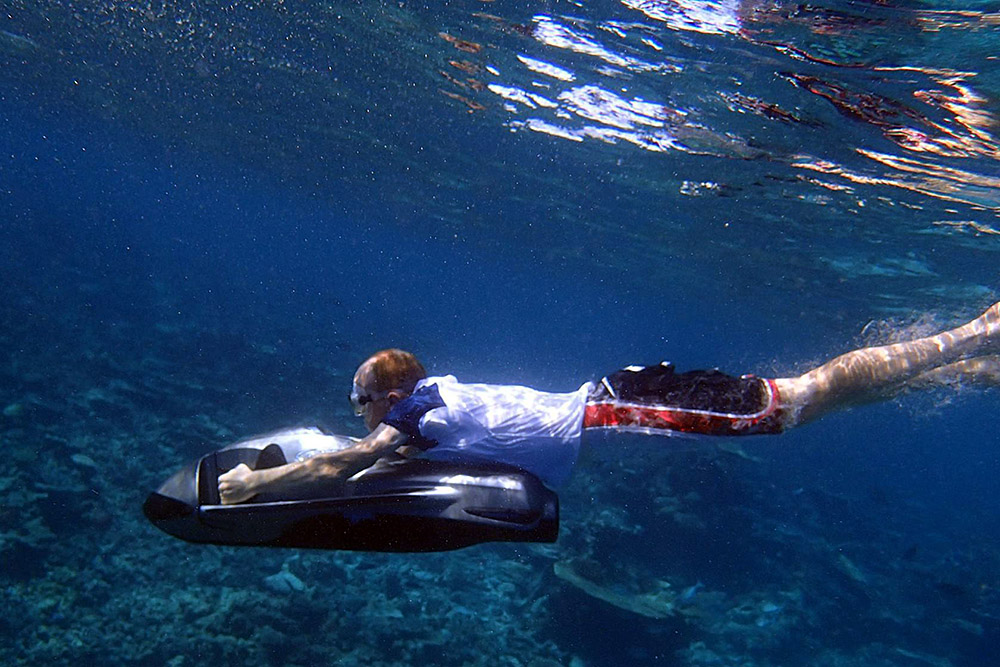 SeaBob Snorkeling