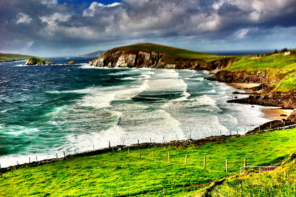 Slea Head, Drive Dingle, Ireland. Photo courtesy Jonathon Epstein