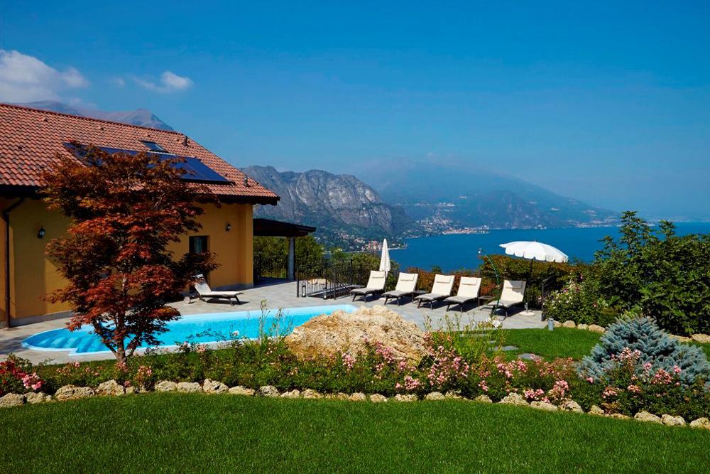 Villa dei sogni garden, Italy