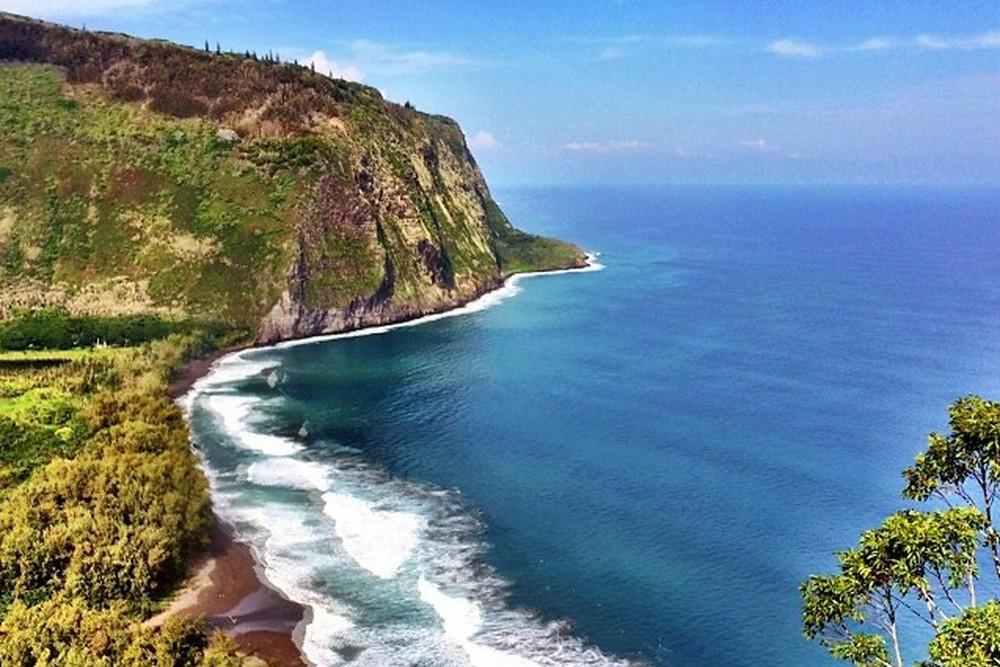 Wai'pio Valley Lookout, Hawaii