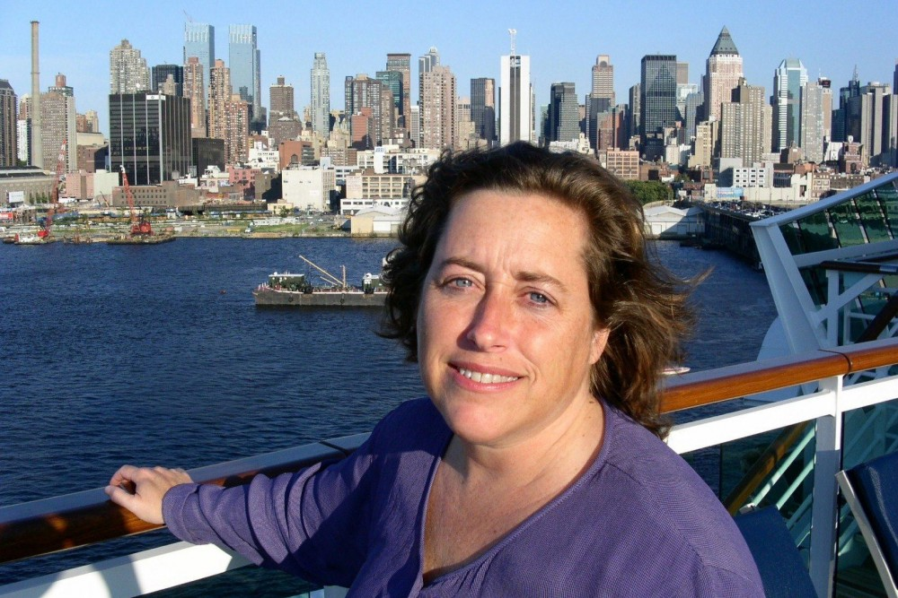 Carolyn Spencer Brown Cruise Critic