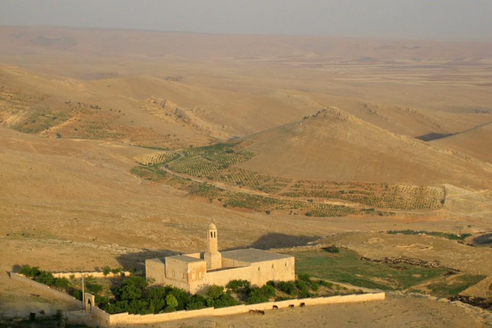 Deyrulzafaran Monastery Mardin Turkey