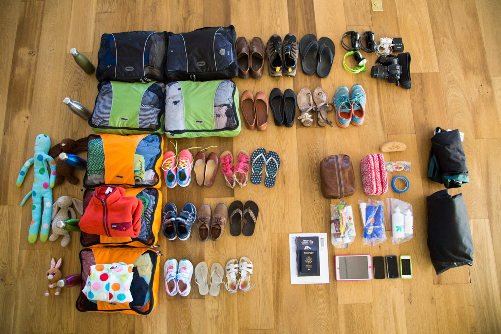 5 steps to the best family vacation you ll ever have How to pack a carry on suitcase video