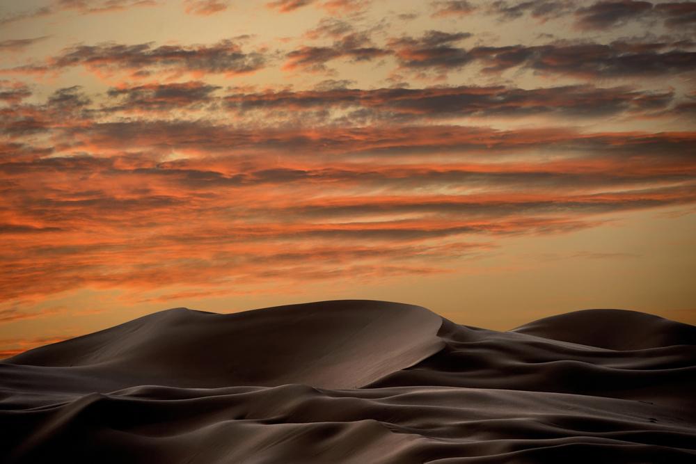 Liwi desert, dunes, abu Dhabi