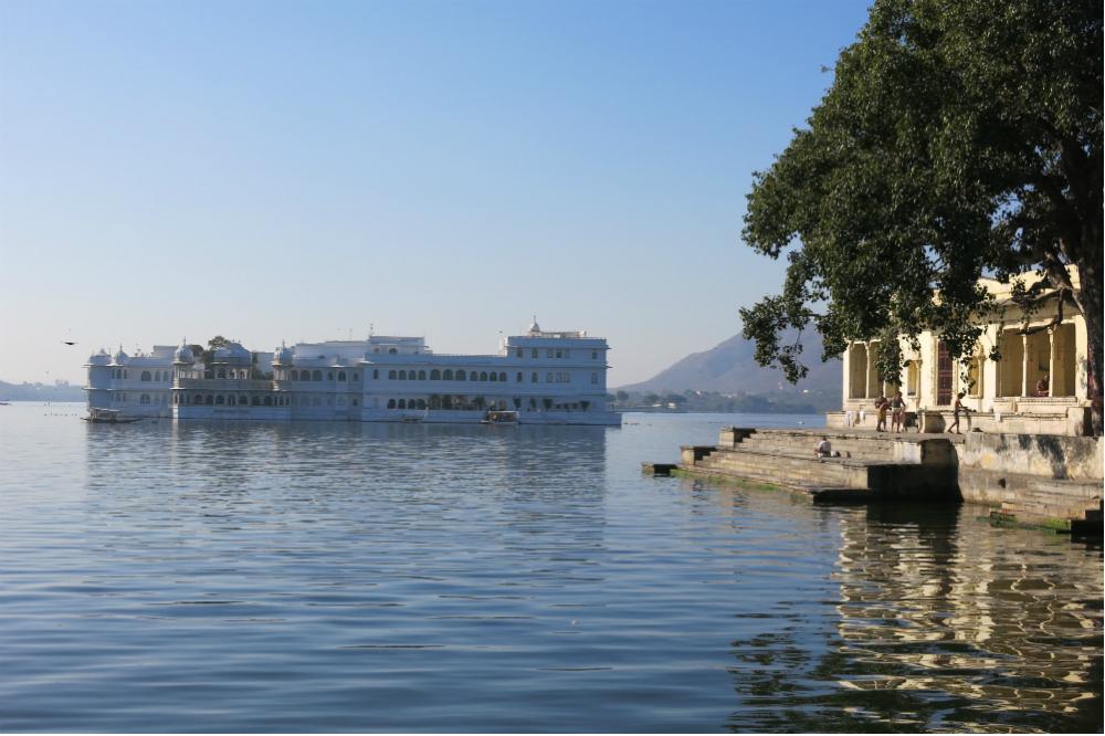 Lake Palace, Rajasthan, India