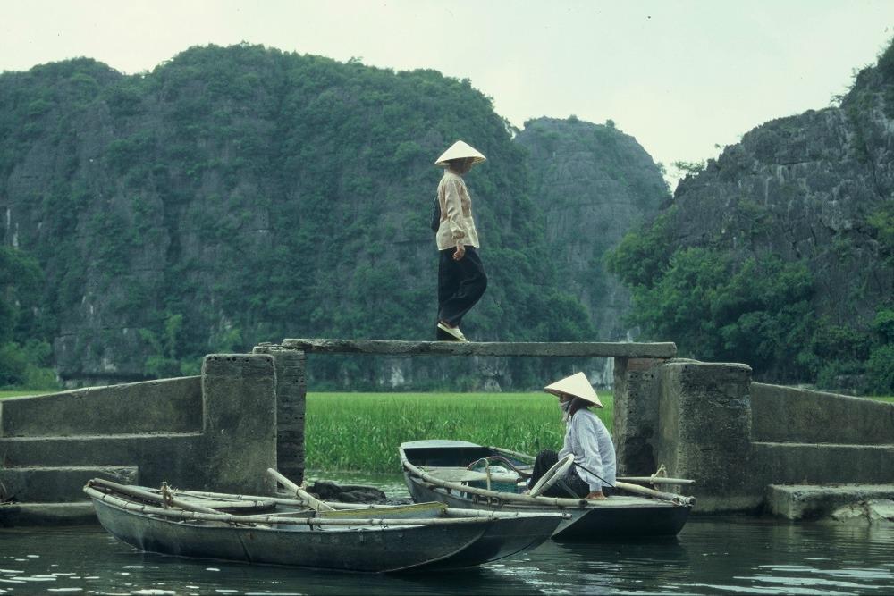Tam Coc-Bich Dong, Vietnam.