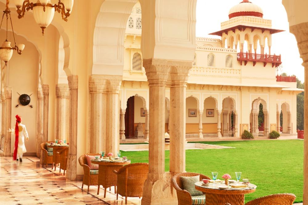Rambagh Palace, Rajasthan