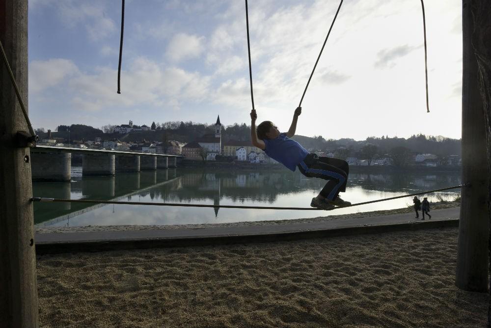 Passau Playground Ropes Course