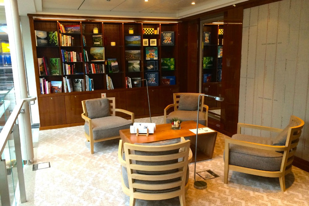Viking Ship Library