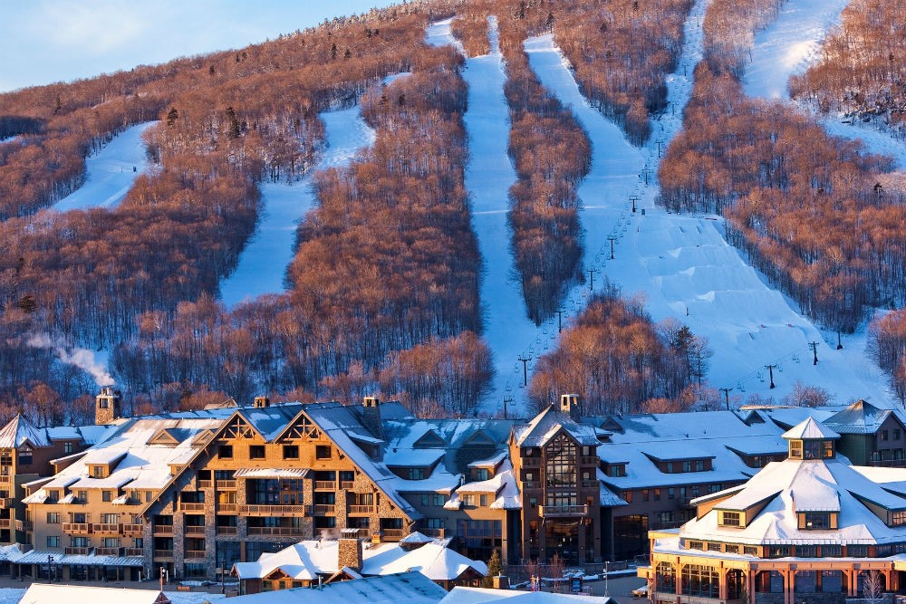 Stowe Mountain Lodge