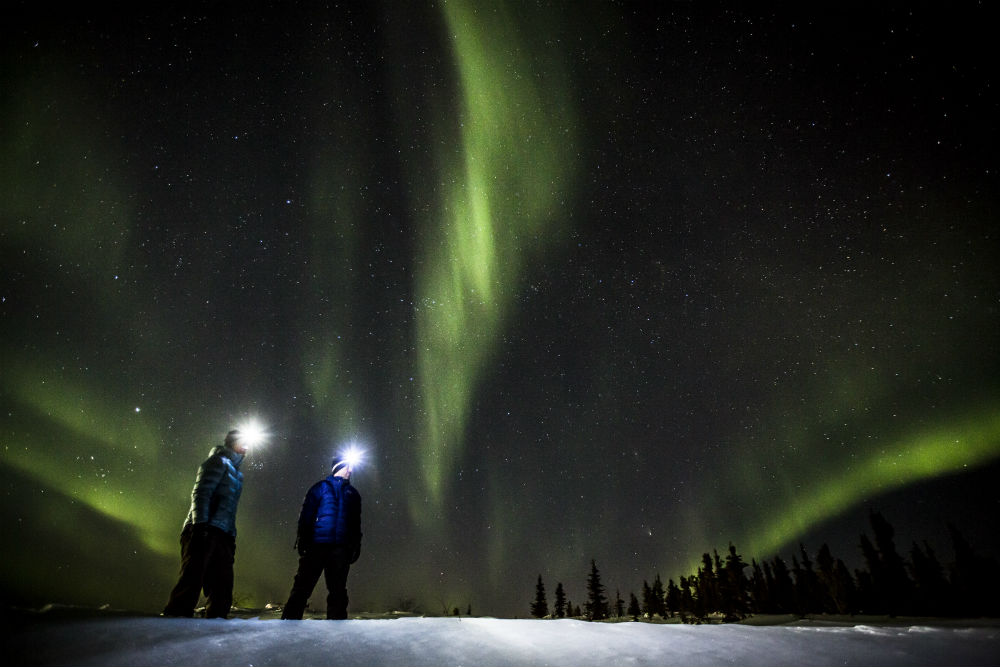 January and February and some of the best times to visit British Columbia. The weather is perfect for winter sports, and you also have a good chance of seeing the Northern Lights.