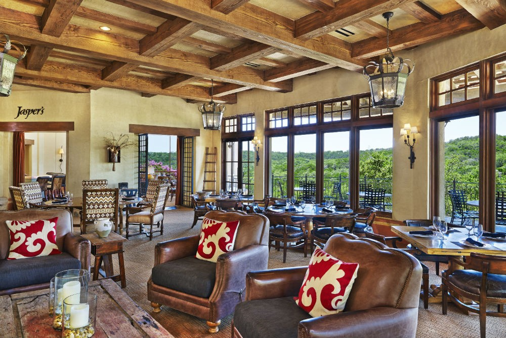 Palmer Clubhouse at La Cantera, San Antonio