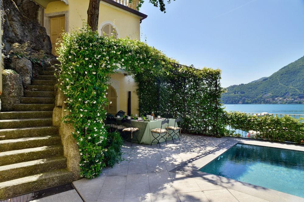 Villa di Torno, Lake Como