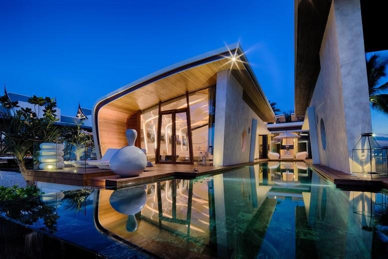 The Iniala Beach House, Phuket, Thailand hotel pool