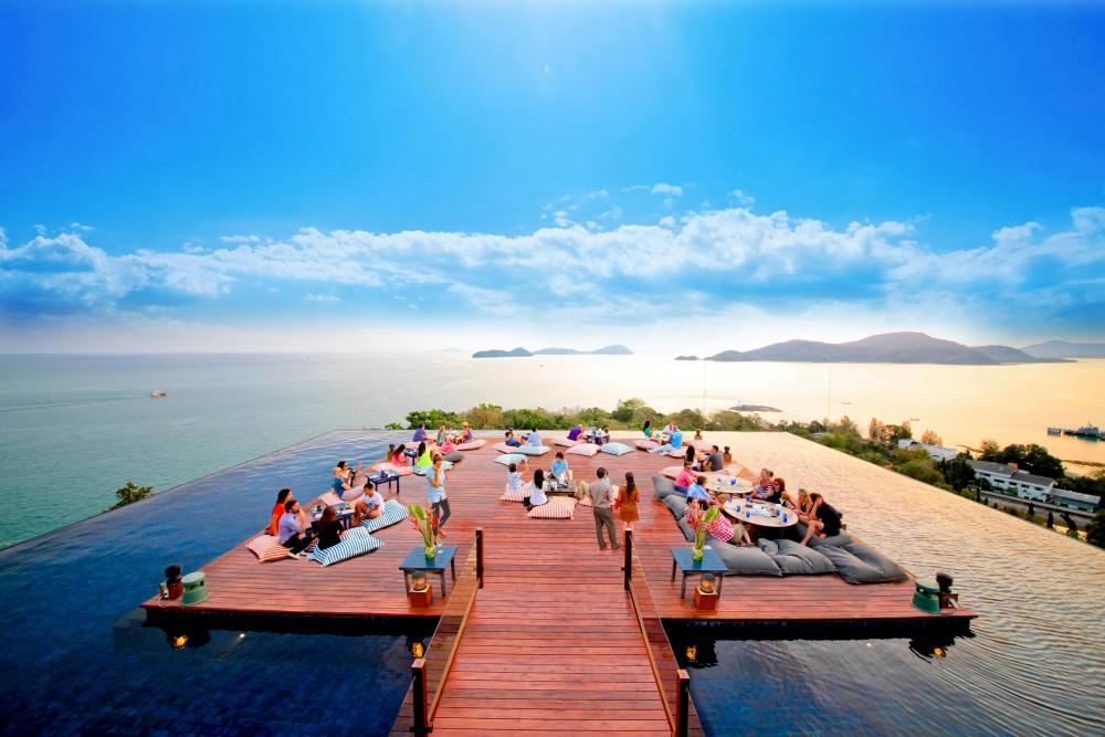 Sri Panwa, Phuket, Thailand hotel pool